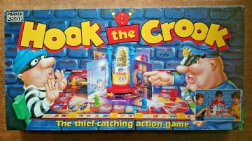 Hook the Crook  by Parker 1994